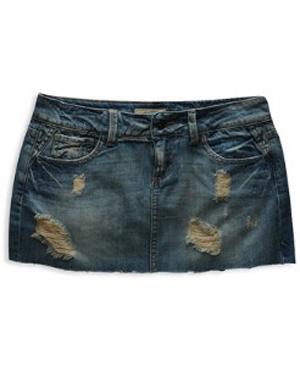 Jean Skirt
