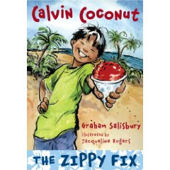 Calvin Coconut: The Zippy Fix