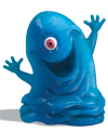 Monsters vs Aliens Scavenger Hunt - B.O.B.