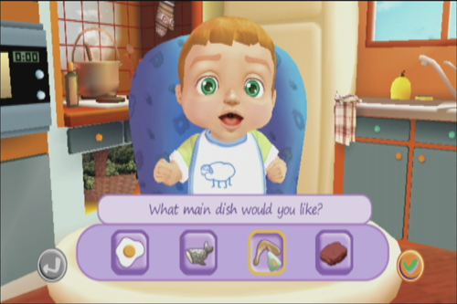 online games for a baby