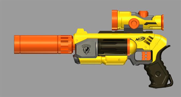 Nerf N Strike Elite Blasters