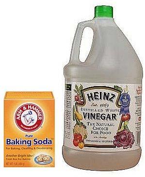baking soda volcano research paper