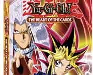 The Yu-Gi-Oh! - The Heart of the Cards DVD review.