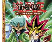 Yu-Gi-Oh! - Into The Hornet's Nest DVD - to complete your collection!