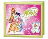 Fairy magic, evil witches, secret battles, amazing powers and cool cards - it's Winx Club!