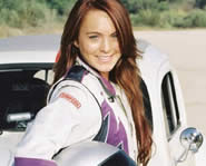 Lindsay Lohan stars in this remake of the beloved classic Herbie movies.