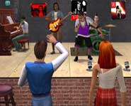 Gain influence and popularity, get new jobs, join a fraternity and have fun with The Sims 2 University!