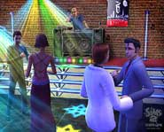 The Sims 2 Nightlife is bringing parties and vampires to the Sims!