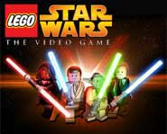 The LEGO Star Wars game is the #1 video game of 2005!