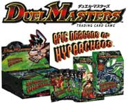 The Duel Masters card game is the hottest tcg of 2005!
