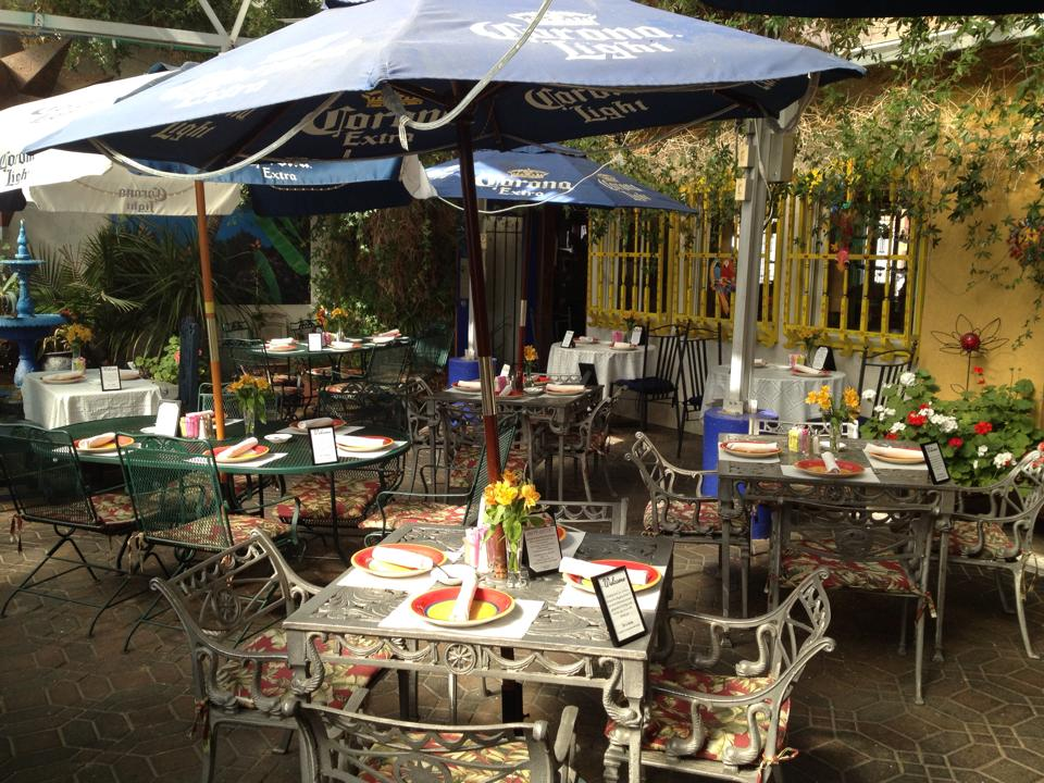 Elegant El Meson Restaurant