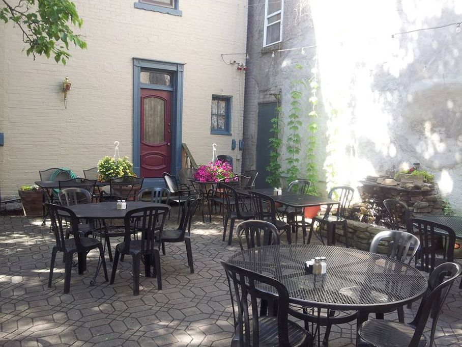 13 Kickass Patios in the Dayton Area, item 1