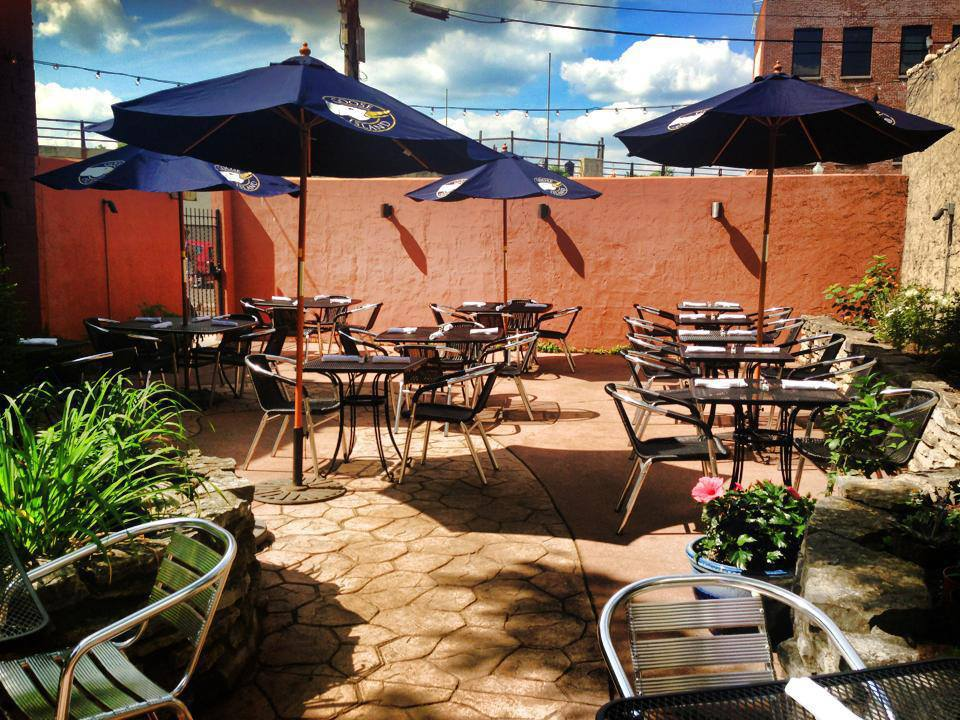 13 Kickass Patios in the Dayton Area, item 6
