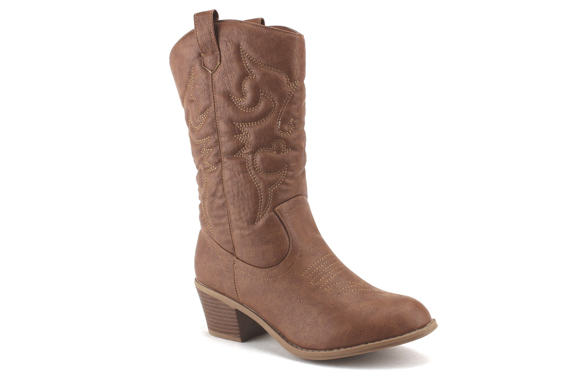 Western style fashion boots