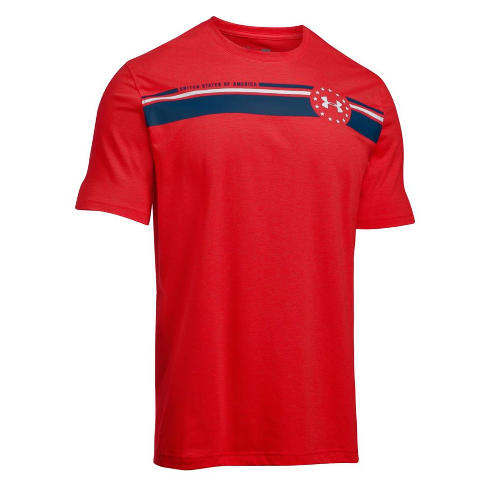 Under Armour 1290485 Men 39 S Ua 4th Of July Graphic T Shirt