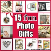 15 Fun Photo Gifts From My Favorite Card Sites