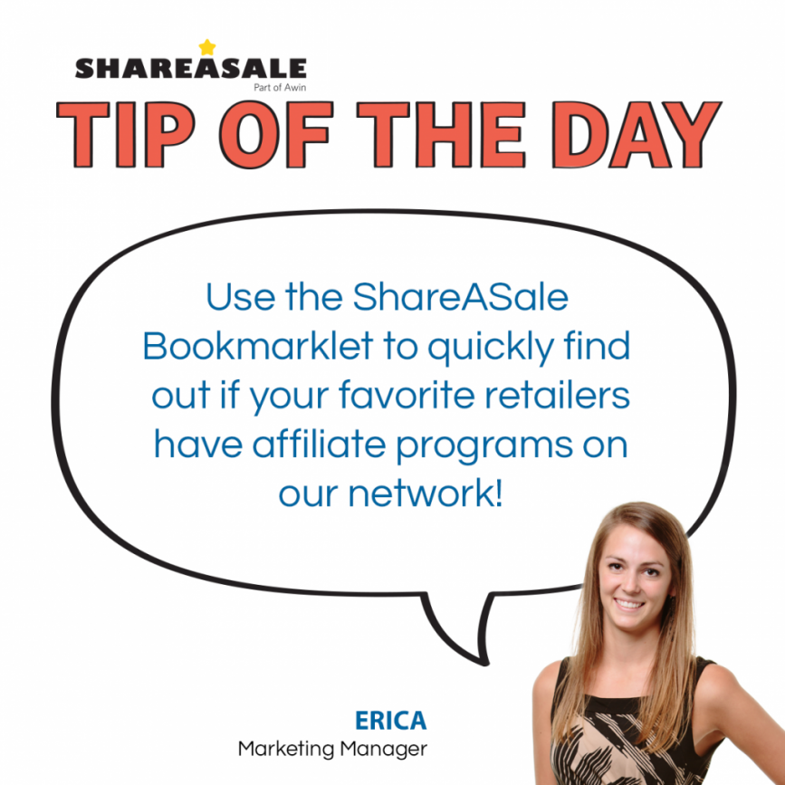 TOTD - Bookmarklet Tips for Finding Retailers