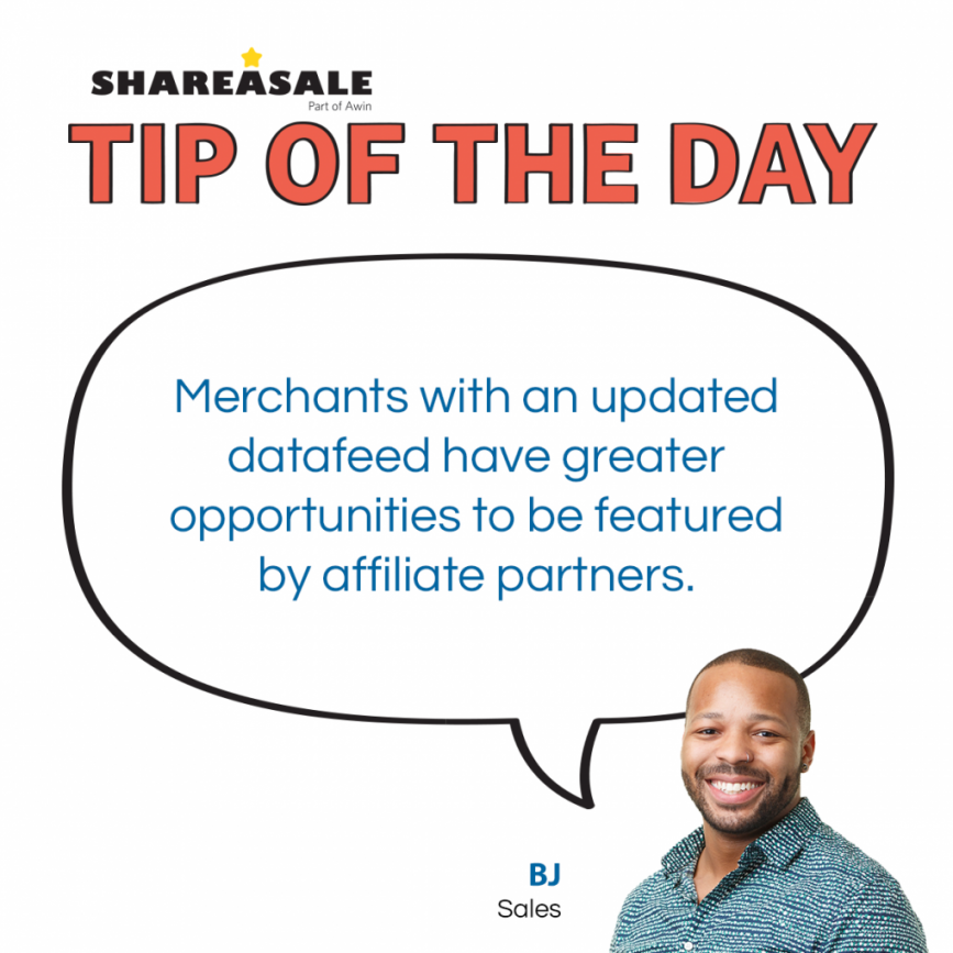 TOTD - Merchant Datafeeds for Affiliates