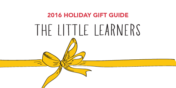 #GiftGuides: Gifts for the Little Learners