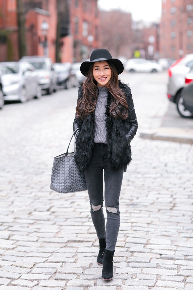 Very Stylish Petite For Winter