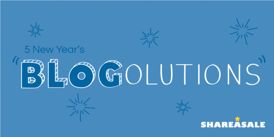 Five New Year's 'BlogOlutions'