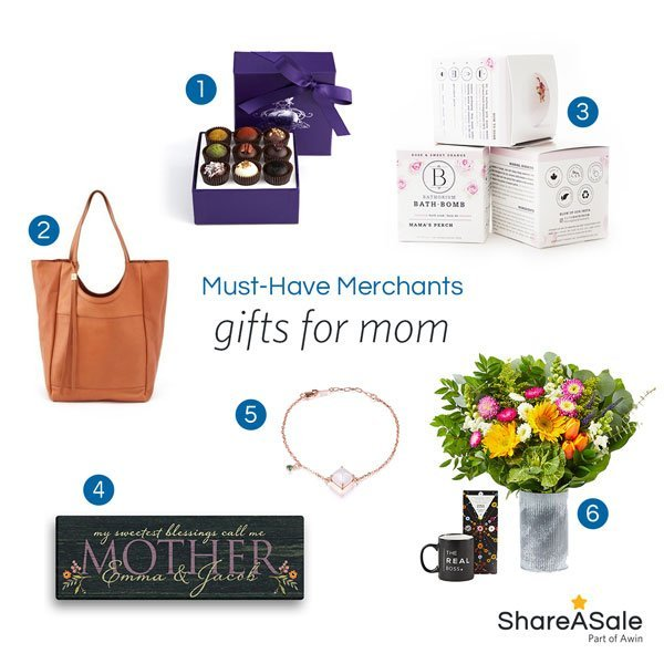Must-Have Merchants: Gifts for Mom