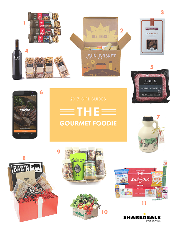 Gift-Guide-For-The-Gourmet-Foodie