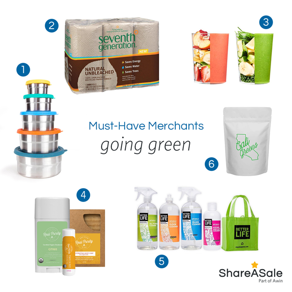 Must-Have Merchants: Going Green