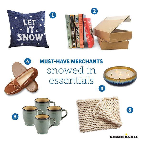 Must-Have-Merchants: Snowed In Essentials