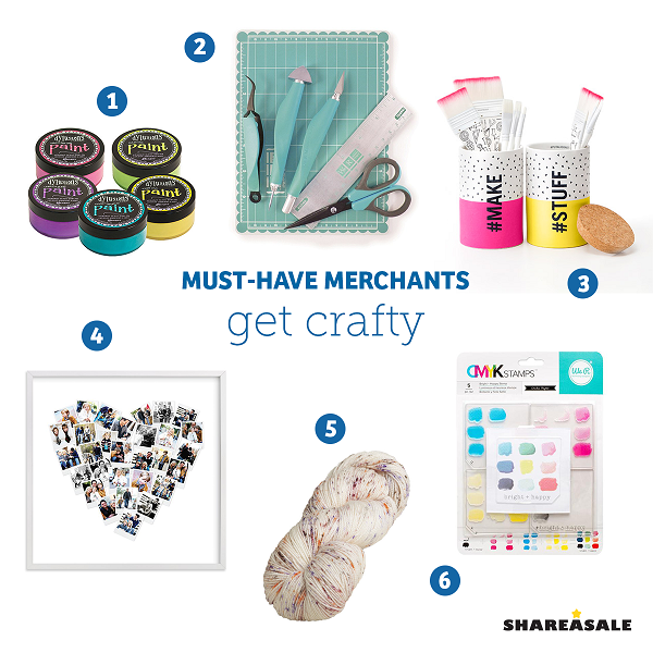 Must-Have-Merchants: Get Crafty