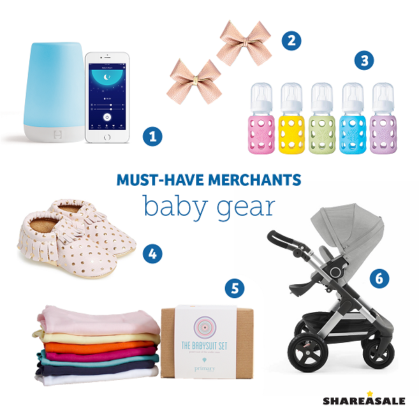 Must-Have-Merchants: Baby Gear