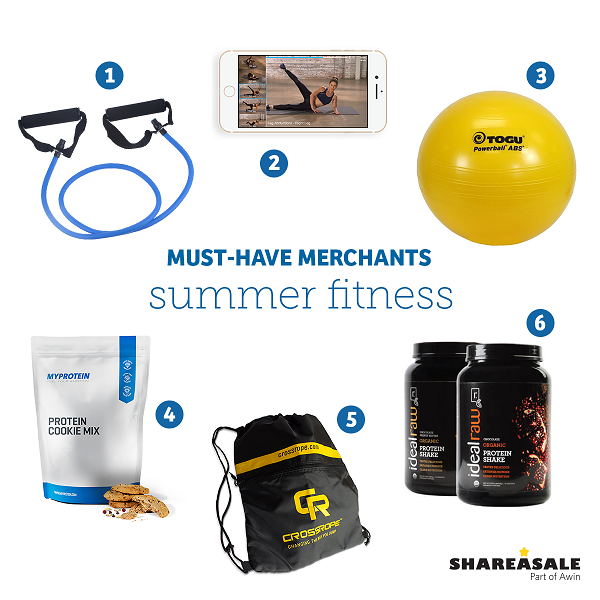 Must-Have-Merchants: Summer Fitness