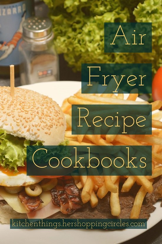 Air Fryer Recipe Cookbooks