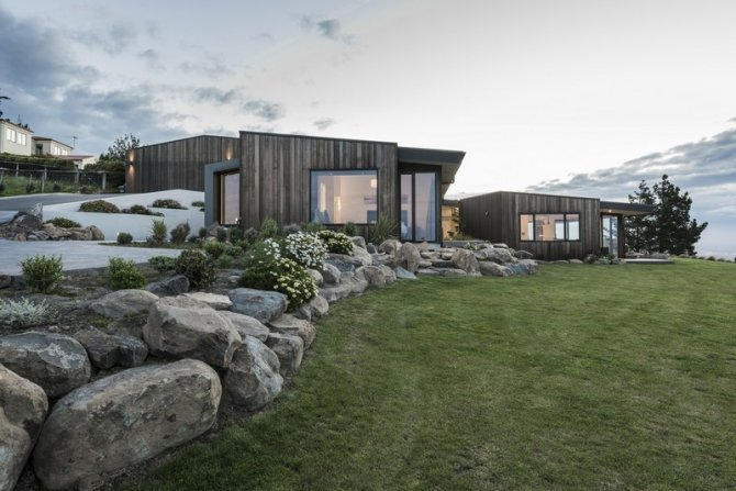 Modern Design Focused On The Outdoors