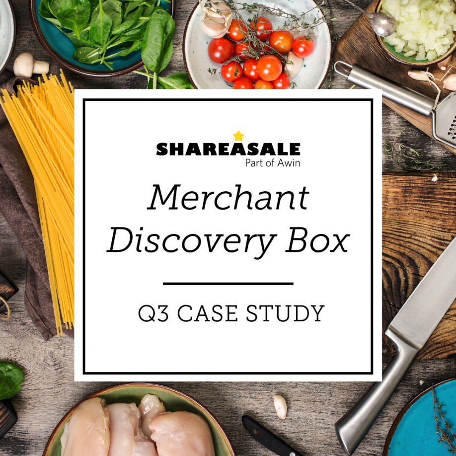 Merchant Discovery Box Case Study