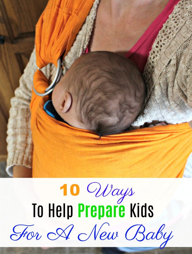 10 Ways To Get Siblings Ready For A New Baby