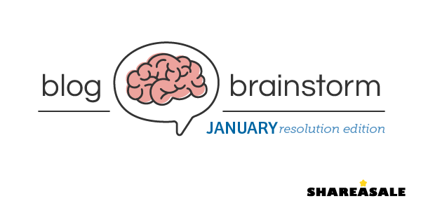 January Blog Brainstorm
