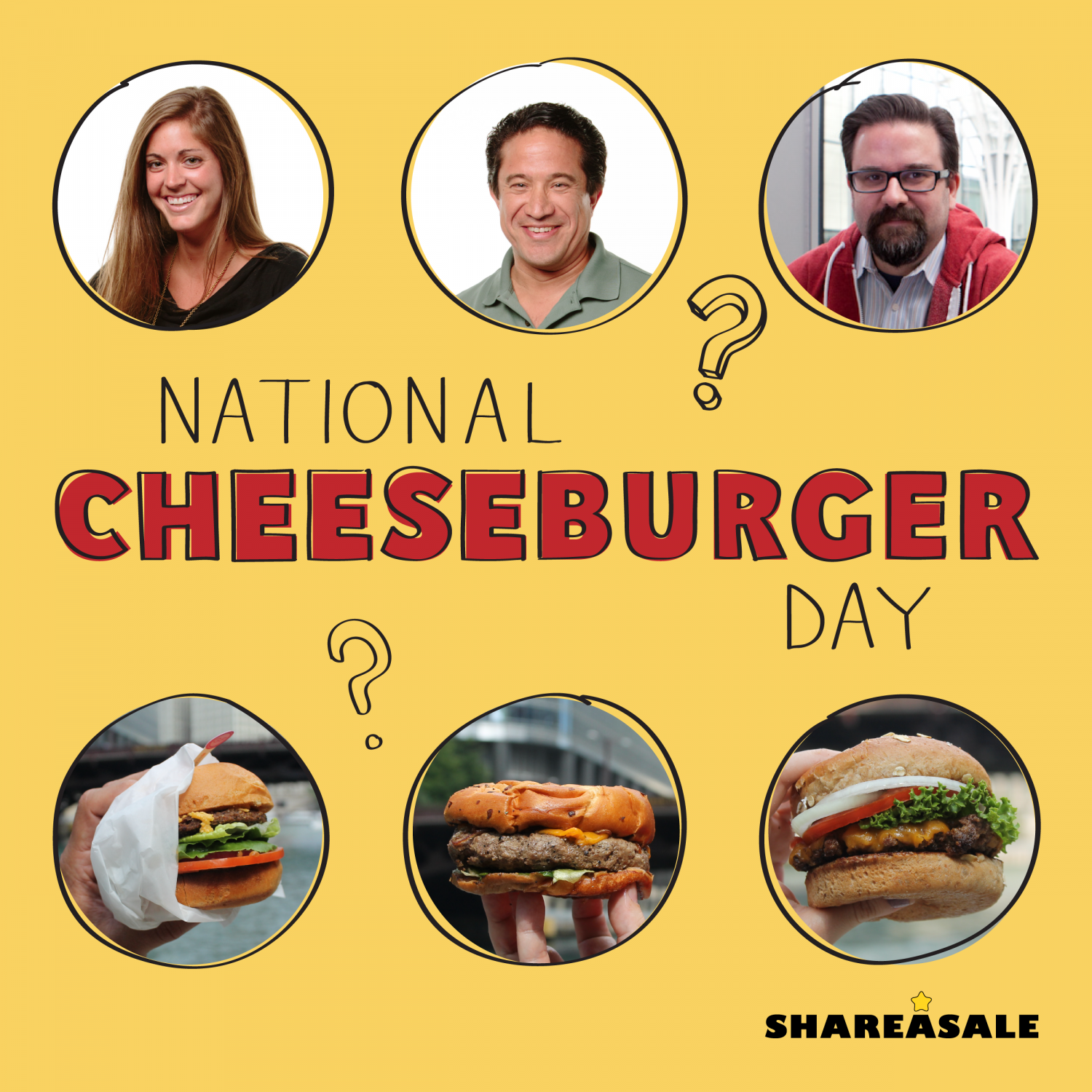 Happy National Cheeseburger Day!