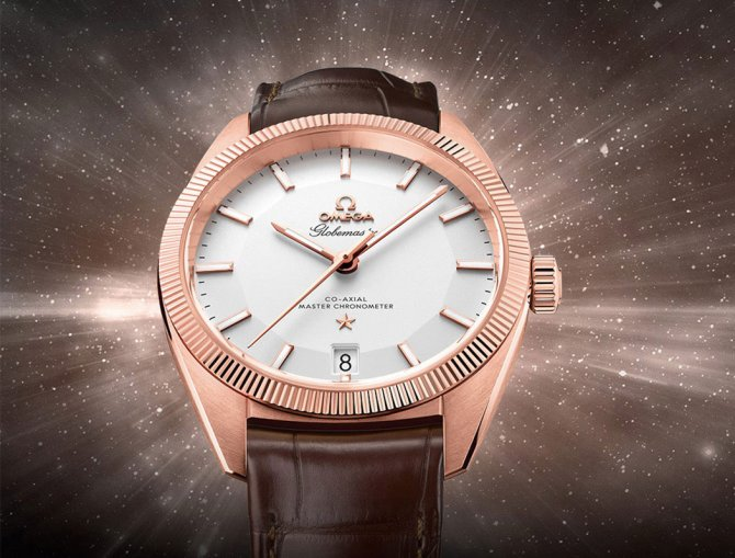 Omega Globalmaster Announcement