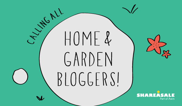 Calling all Home & Garden Bloggers!