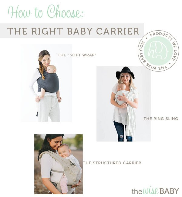 Finding The Perfect Baby Carrier