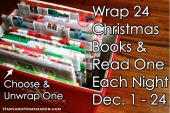 24 Special Christmas Books:  Wrap Them & Read One Each Night