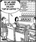 Put the #Coffee First!