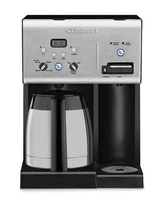 Coffee Makers with a Thermal Carafe