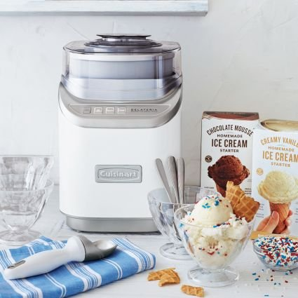 Cuisinart Geleteria Ice Cream Maker