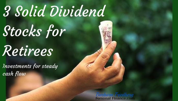 Retirees, Invest In These 3 Dividend Stocks For a Juicy Income Stream