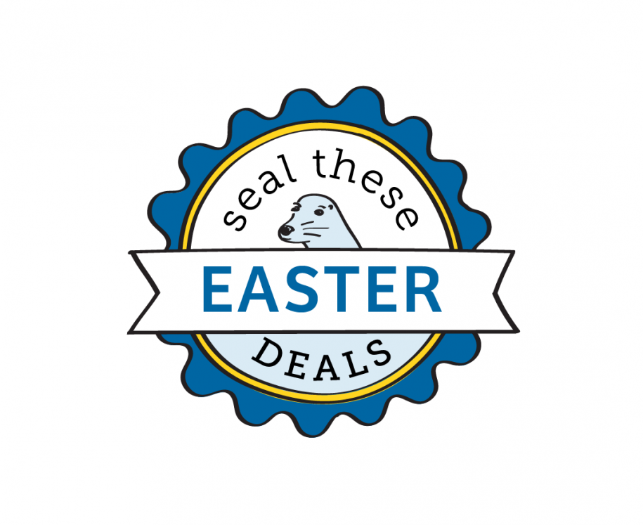 Seal These Deals Easter