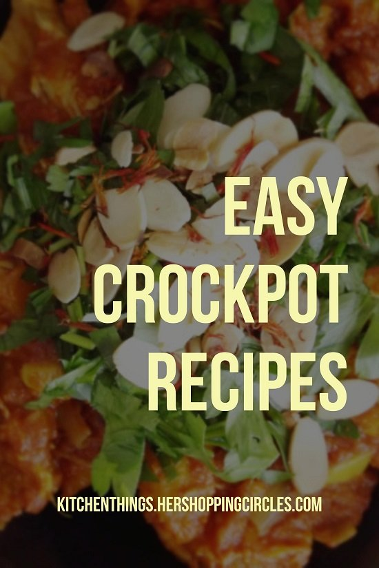 Easy Crock Pot Recipes