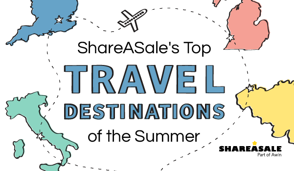 Top Employee Travel Destinations Of Summer