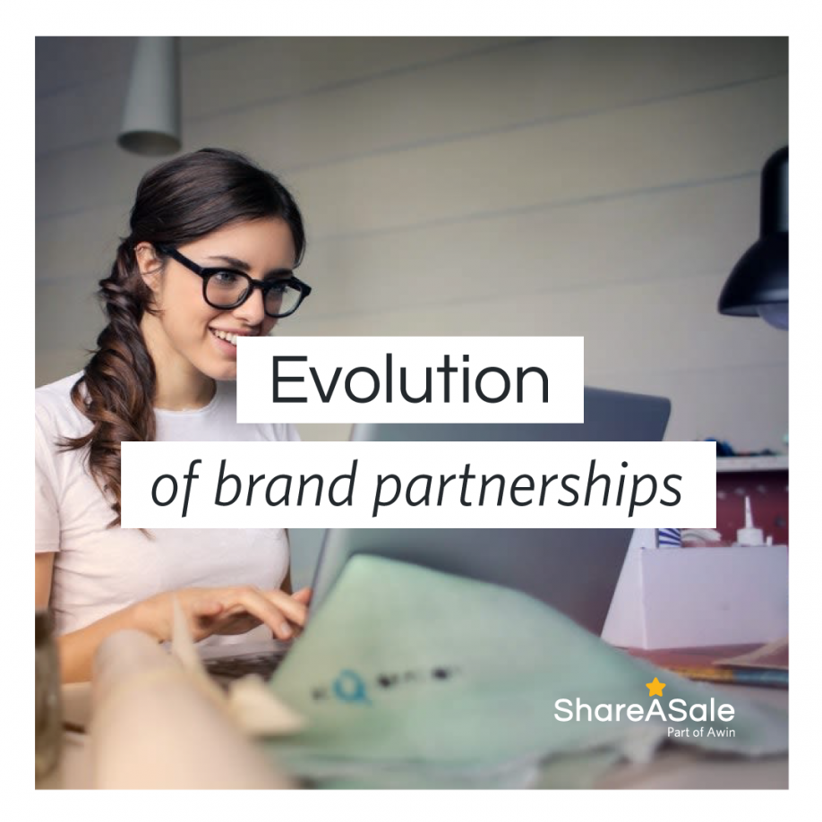 The evolution of brand partnerships